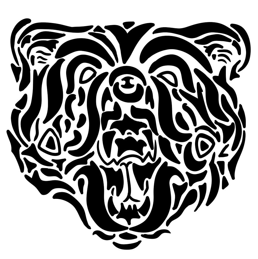 Fierce Aesthetic-Bear by GrassyArtist