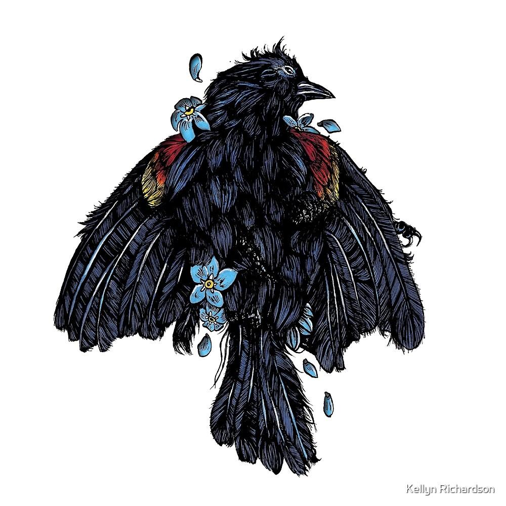 Blackbird by Kellyn Richardson