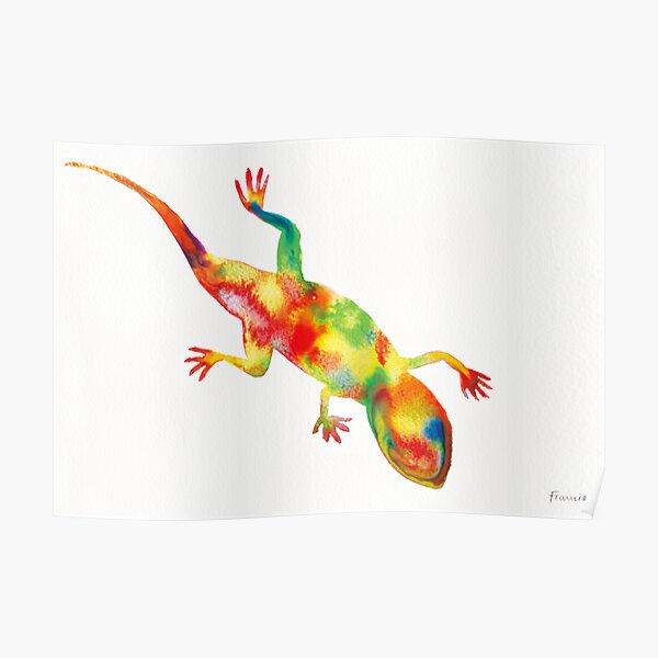 Mr. Lizard 1 Poster