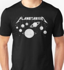 Planetarium (welcome Home) T-Shirt
