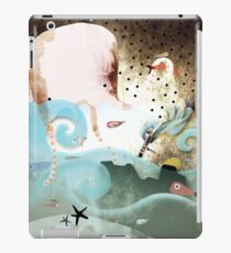 Transparency Undewater Mission Impossible iPad Case/Skin