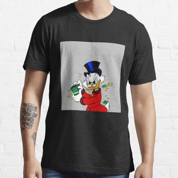Picsou Top mousseline T-shirt essentiel