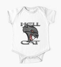 Hellcat Head - Granite Kids Clothes