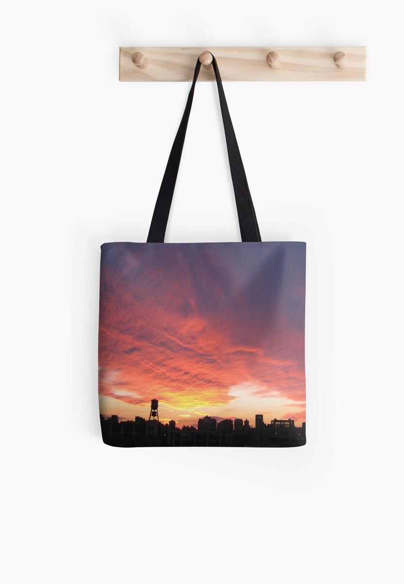 Brooklyn Sundown by oldgreg