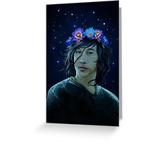 -Water Lilies- Greeting Card