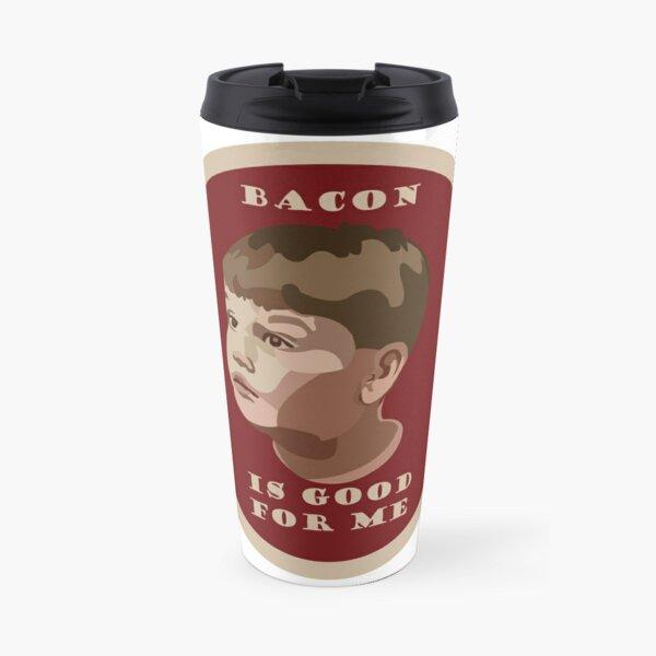 Curtis Wife swap USA Bacon is good for me Mug King Curtis wrap around mug
