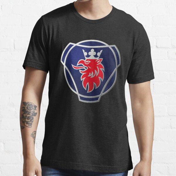 vector scania Camiseta esencial