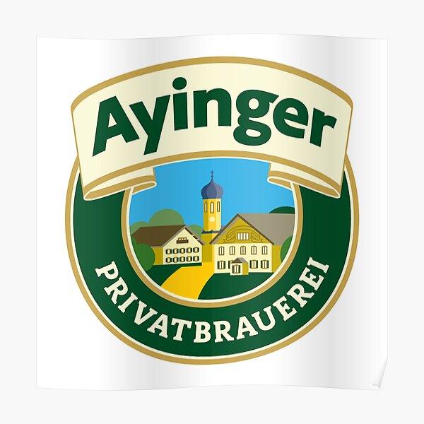 Ayinger merch Poster