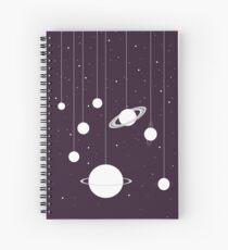 Planets Spiral Notebook