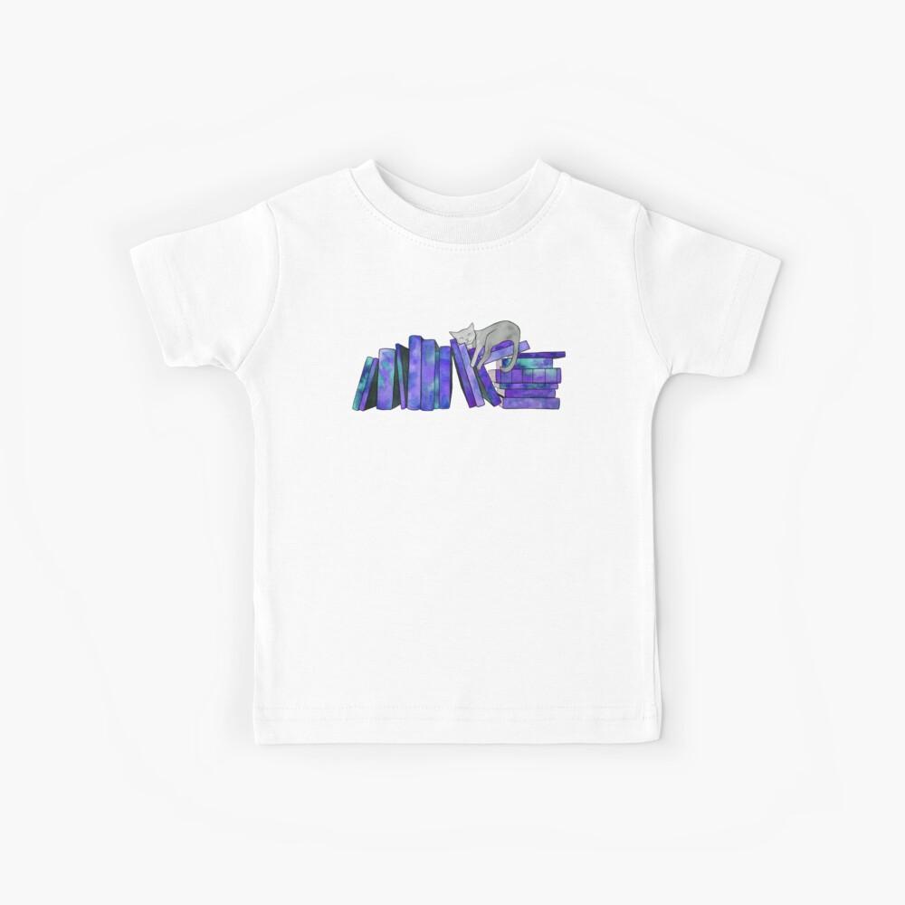 Literarische Nickerchen Kinder T-Shirt