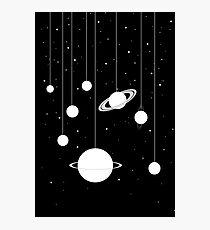 Planets Photographic Print