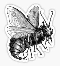 Beelzebub Demon God Sticker