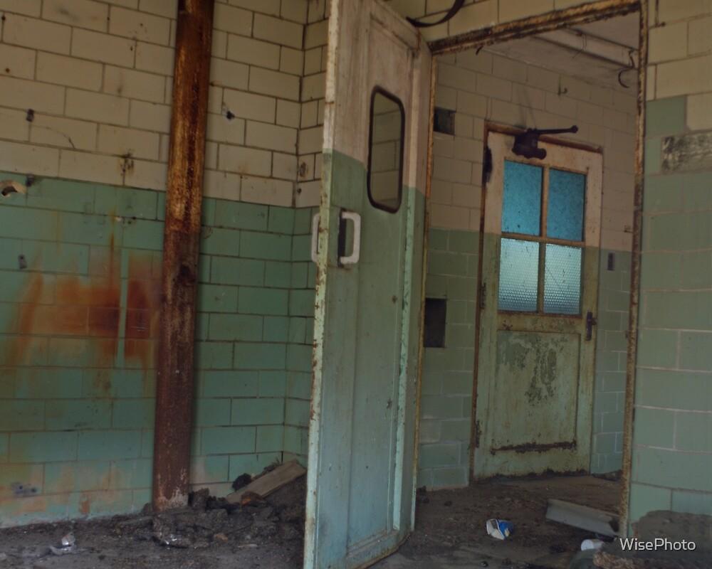 Open Doorway by WisePhoto