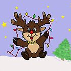 Little Reindeer by FrankieCat