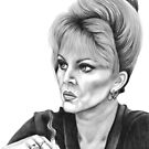 Joanna Lumley plays Patsy by Margaret Sanderson