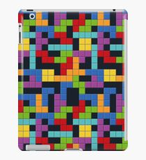 Tetris Blocks Game Over iPad Case/Skin