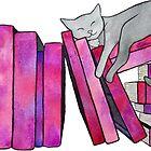 Literary Naps by DiBeauteous