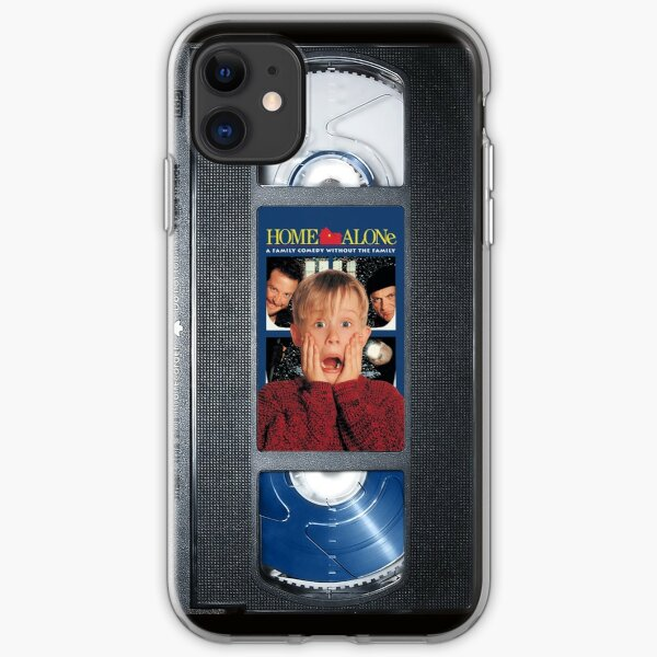 Home Alone vhs iphone-case iPhone Soft Case