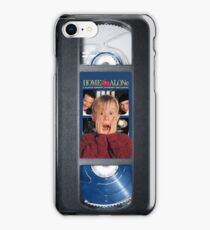 Home Alone vhs iphone-case iPhone Case/Skin