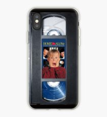 Home Alone vhs iphone-case iPhone Case