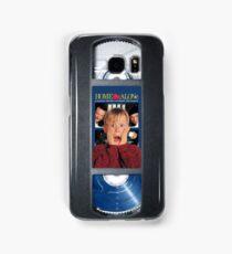 Home Alone vhs iphone-case Samsung Galaxy Case/Skin