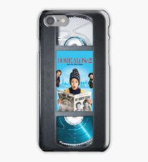 Home Alone 2 vhs iphone-case iPhone Case/Skin