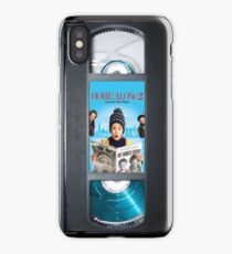 Home Alone 2 vhs iphone-case iPhone Case