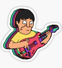Banjo Gene Sticker