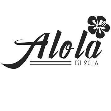 Alola Region by sewqueerdesigns