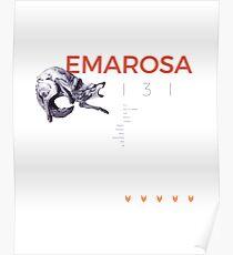 Emarosa 131 Poster