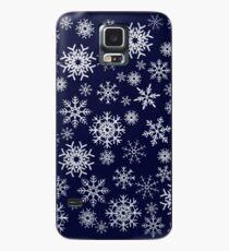Ein glitzernder Winter Hülle & Skin für Samsung Galaxy