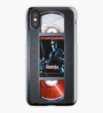 Terminator 2 vhs iphone-case iPhone Case