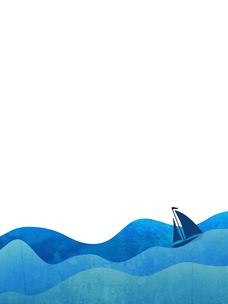 SAIL A WAVE by sastudio