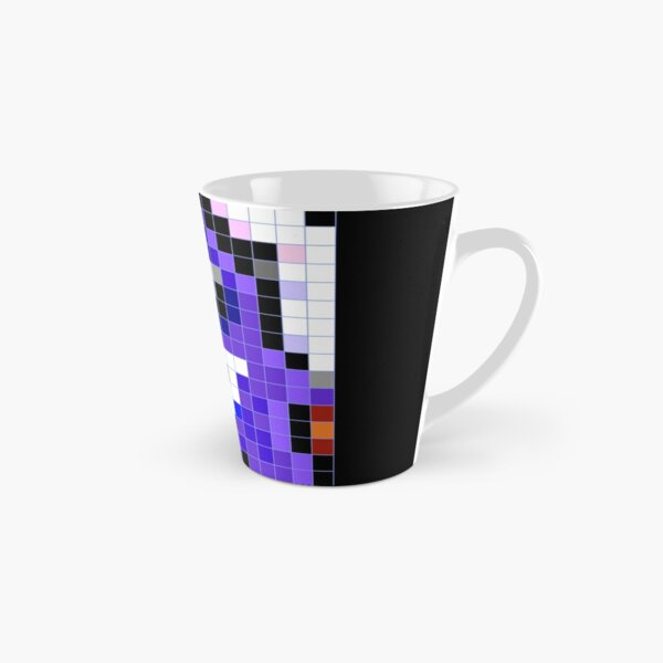 pixel art forever retro 8-bit chique Tall Mug