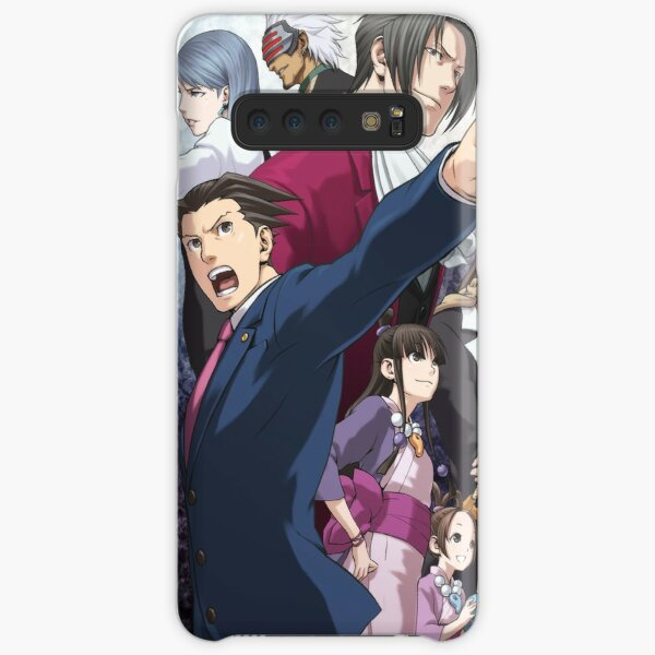 Ace Attorney Poster Samsung Galaxy Snap Case