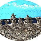 Castles in the Sand by WhiteDove Studio kj gordon