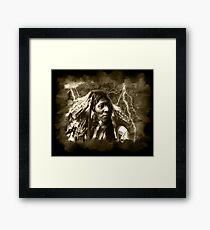 Thunderchief Framed Print