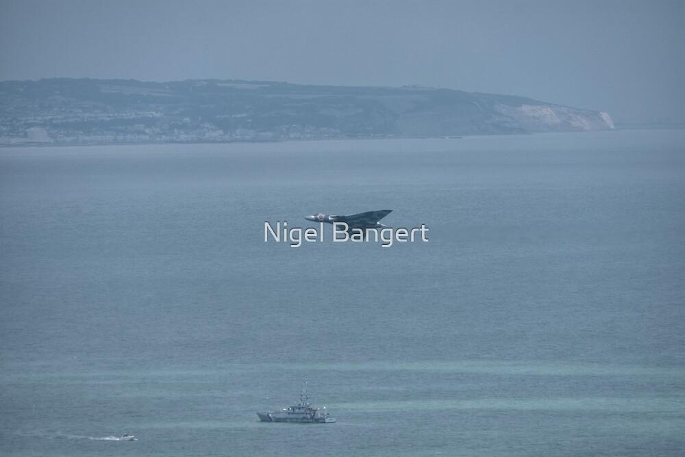 The Vulcan and The Navy Cutter by Nigel Bangert