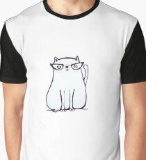 Fashionista cat  Graphic T-Shirt