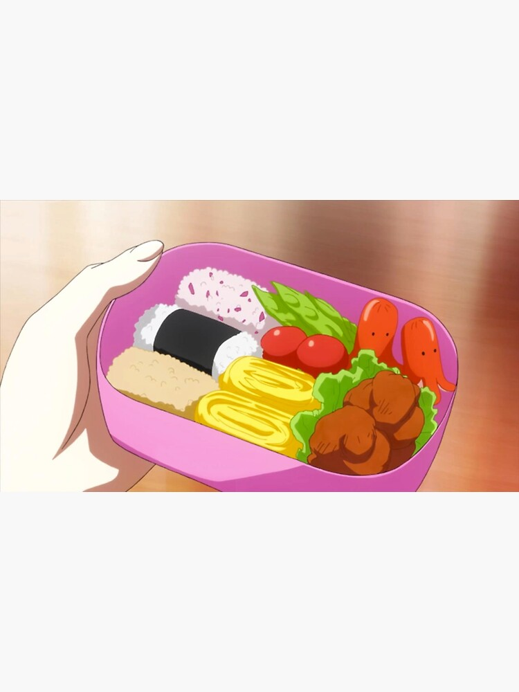 Anime bento box by S2Hdesigns