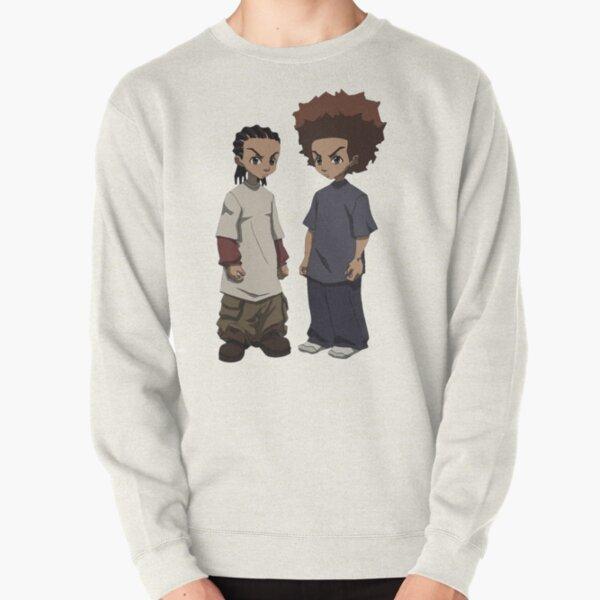 Huey and Riley Freeman RIP Grandpa Freeman Pullover Sweatshirt