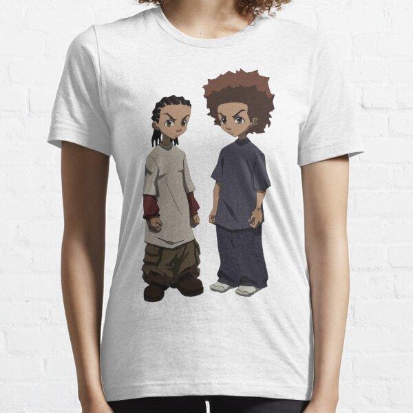 Huey and Riley Freeman RIP Grandpa Freeman Essential T-Shirt