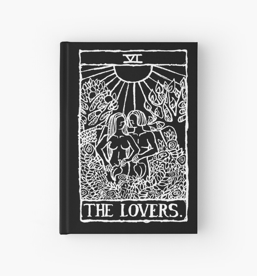 """""""The Lovers Tarot..."""