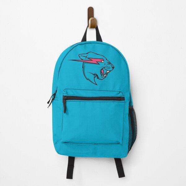 Mr. Beast /. Mr Blue Lion Beast (Original Blue) - Useless Madala Backpack