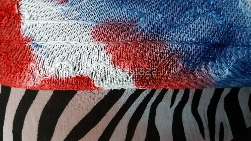 Red White Blue  by Princess1222