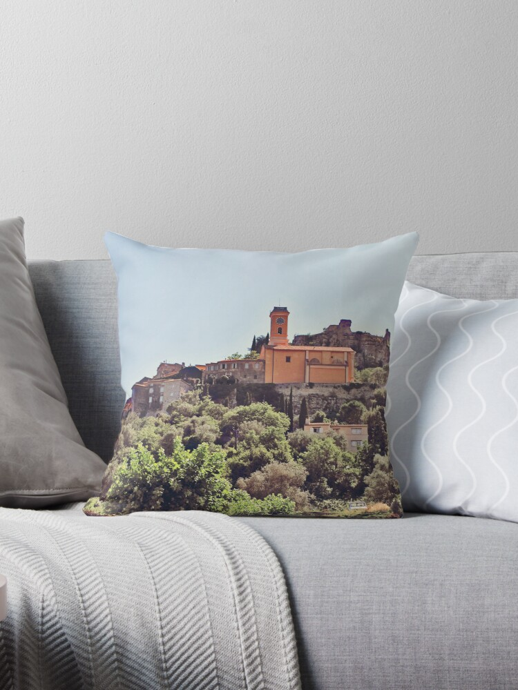 House on a hill Italy by oddoutlet
