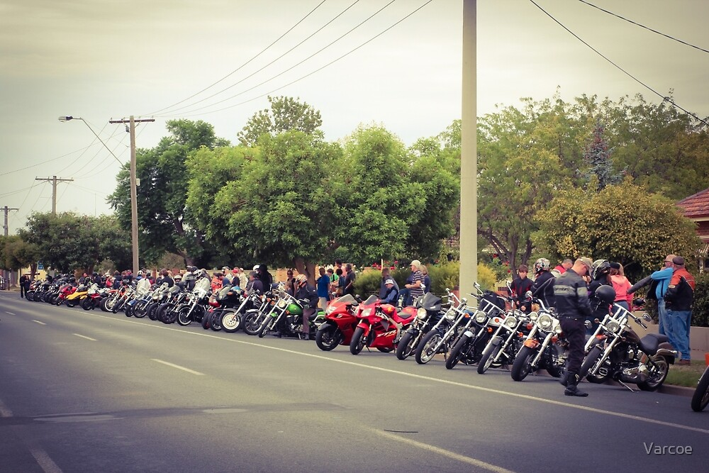 Ready to Ride by Varcoe