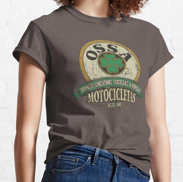 OSSA Motocicletas 1940 Classic T-Shirt