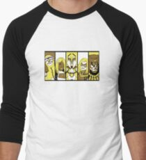 City of Heroes: Going Rogue Men's Baseball ¾ T-Shirt