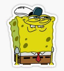 SpongeMeme Sticker